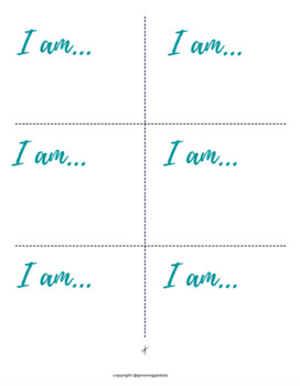 Positive Affirmations for Kids!