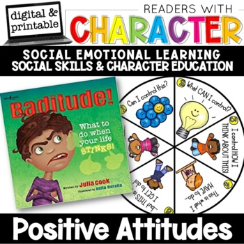 Positive Attitude - Character Education | Social Emotional Learning SEL
