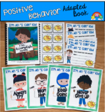 Positive Behavior Adapted Book (And Visuals)