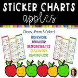 Apple Sticker Charts