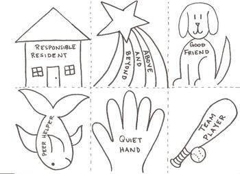 Positive Behavior Badges