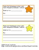 Positive Behavior Cards
