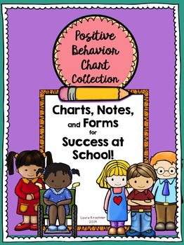 Positive Behavior Chart Collection