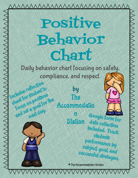 Positive Behavior Chart: Expanded