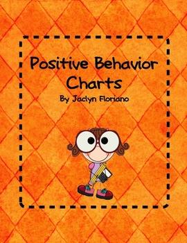 Positive Behavior Charts