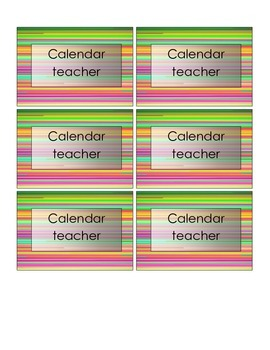 Positive Behavior Classroom Coupons