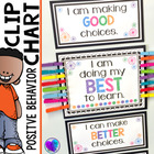 Positive Behavior Clip Chart