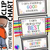 Clip Chart Positive Behavior System