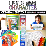 Positive Behavior / Clip Chart Alternative: Clippin' for C