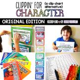 Character Clip Chart / Positive Clip Chart Alternative: Cl