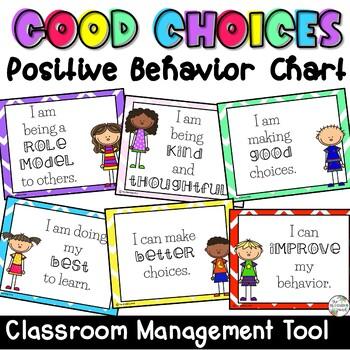 Behavior Clip Chart {Chevron}