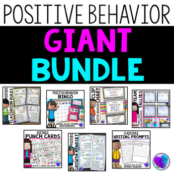 Positive Behavior Giant Bundle