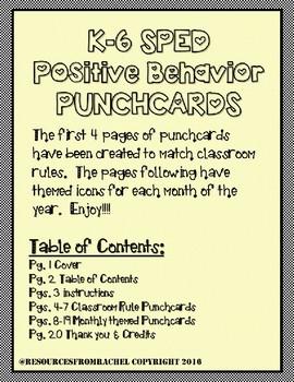 Positive Behavior Incentives (PBIS) 2