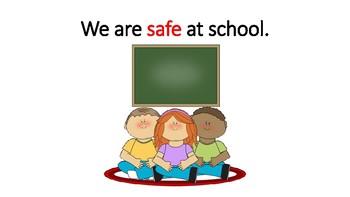 Positive Behavior Intervention Strategies PBIS- Safe at School