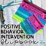 Positive Behavior Intervention Flipbook