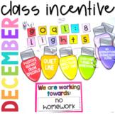 Positive Behavior Management: *Editable* December Incentive Tracker