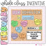 Positive Behavior Management: *Editable* February Incentiv