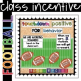 Positive Behavior Management: FALL Incentive Tracker *Editable*