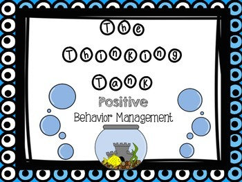 Positive Behavior Management {Fish Theme}