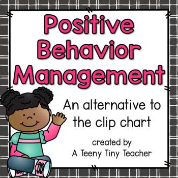 Positive Behavior Management {Gold Tags}