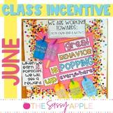 Positive Behavior Management: June Incentive Tracker *Editable*
