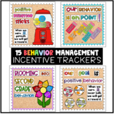 Positive Behavior Management Bulletin Boards: The Year Long Bundle