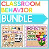 Classroom Management System Positive Behavior Bulletin Bundle
