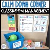 Calm Down Corner Positive Behavior Classroom Management System