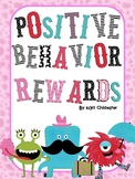 Positive Behavior Monster Coupons