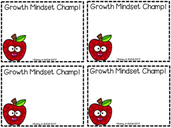 Positive Behavior Notes for Students  Fall - Themed