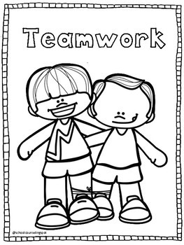 pbis coloring pages - positive behavior pbis coloring pages by school