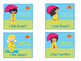 Positive Behavior Punch Cards and Reward Notes: Sunshine Theme