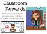 Positive Behavior Rewards-scholar dollars