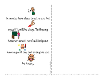 Positive Behavior Social Story for Children with Autism - Back to School