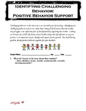 Positive Behavior Support Planning Guide