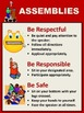 Positive Behavior Support Poster Set
