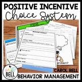 Positive Behavior System