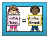 Behavior Reward System