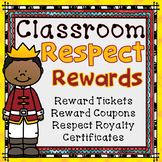 Positive Behavior Tickets Rewards Awards