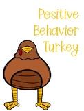 Positive Behavior Turkey