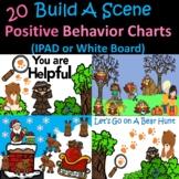 Positive Behavior Whole Group Reward Charts