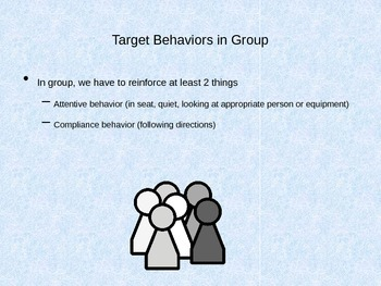 Positive Behavioral Supports