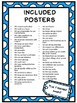 Positive Behaviour Expectation Posters: Including over 40 printable posters