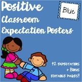 Positive Behaviour Expectation Posters: Including over 40