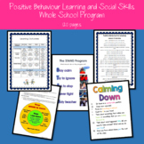 Positive Behaviour for Learning and Social Skills Whole Sc