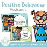 Positive Behavior Postcards - Behaviour Management