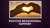 Positive Behavioural Support Presentation Resource: Health