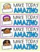 Positive Bookmarks EDITABLE