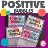 Positive Bubbles- Optimism and Happiness Activity