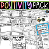 Positive Bundle (Notes Home, Get Well Soon, Growth Mindset, Bucket Filling)